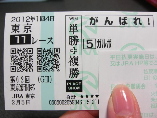 東京新聞杯♪
